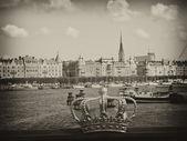 Stockholm mimarisi — Stok fotoğraf