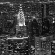 Night View of New York City — Stock Photo #5190444