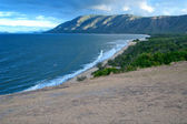 Coast between Cairns and Port Douglas — Stock Photo