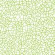 Vector seamless cracked texture - Stock Vector