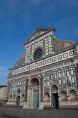 Church Santa Maria Novella — Stock Photo