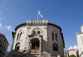 The Palace Of Justice in Monaco — Stock Photo