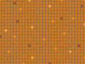 Mosaic tiles texture — Vector de stock