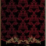 Elegance red background — Stock Vector