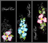 Fleur de printemps — Vecteur