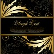 Stock Vector: Elegance background