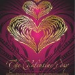 Vector de stock : Abstract romantic background