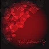 Valentine illustration — Vector de stock