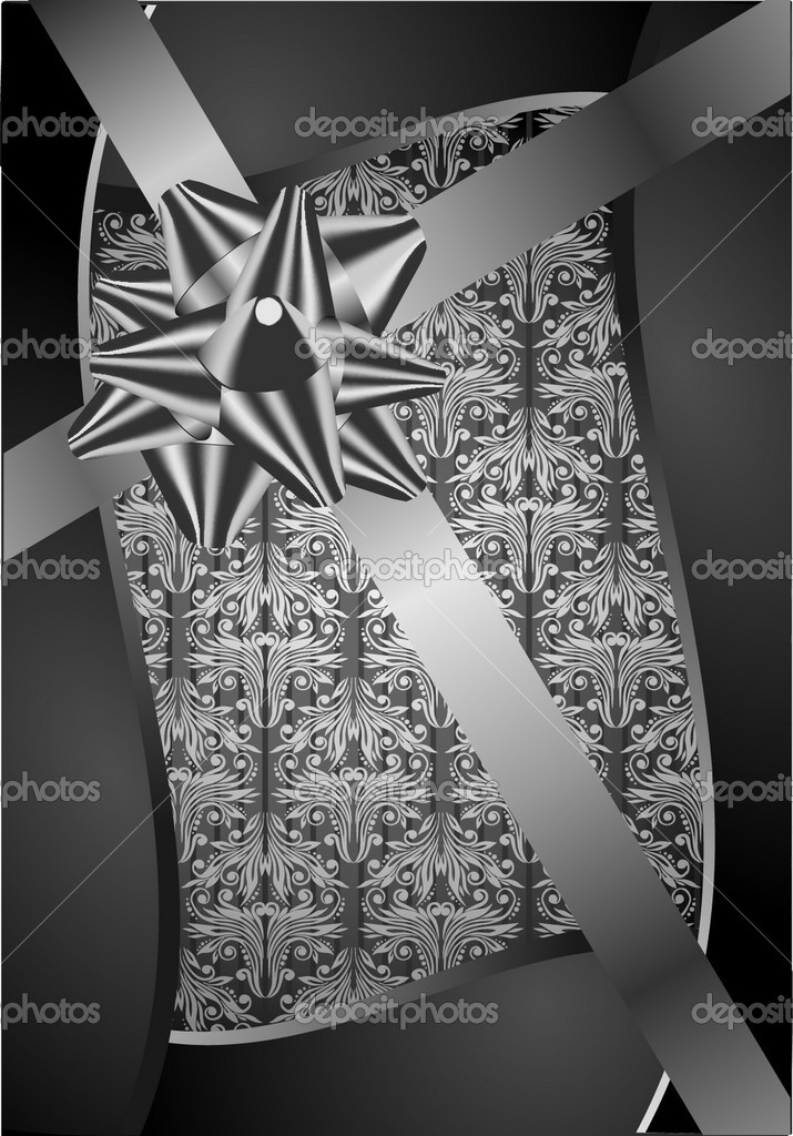 Decorative holiday illustration  Imagen vectorial #4456429