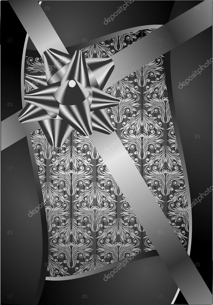 Decorative holiday illustration — Imagen vectorial #4456429