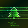 Seamless christmas background — Stock Vector #4486975