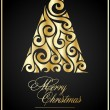 Stylized xmas tree -  