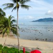 Stock Photo: Patong beach at luxury hotel, Phuket, Thailand
