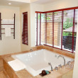 Modern bathroom interior at the luxury villa, Phuket, Thailand — Stock Photo