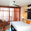 Apartment of the luxury hotel, Pattaya, Thailand - Stock Photo