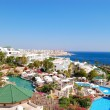 Stock Photo: Recreation areof luxury hotel, Sharm el Sheikh, Egypt