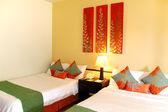 高級ホテル、プーケット、タイ、アパート インテリア — ストック写真