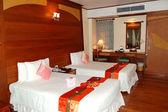 интерьер квартиры на роскошный отель, ко чанг, таиланд — Стоковое фото