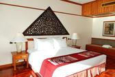 豪华酒店,芭堤雅,泰国的公寓 — 图库照片