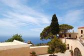 Le monastère de preveli, crète, grèce — Photo