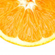 Juicy orange - Stockfoto