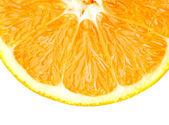 Juicy orange — Stock Photo