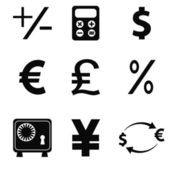 Icons 5 — Stock Vector
