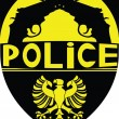 Royalty-Free Stock Vector Image: Police badge