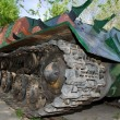 Stock Photo: Tank of World War II