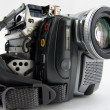 Video camera — Stock Photo #5054926
