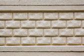 Cihlová zeď — Stock fotografie