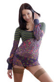 Sexy girl — Fotografia Stock