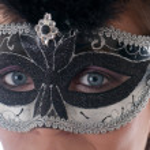 Carnival mask — Stock Photo #4524804