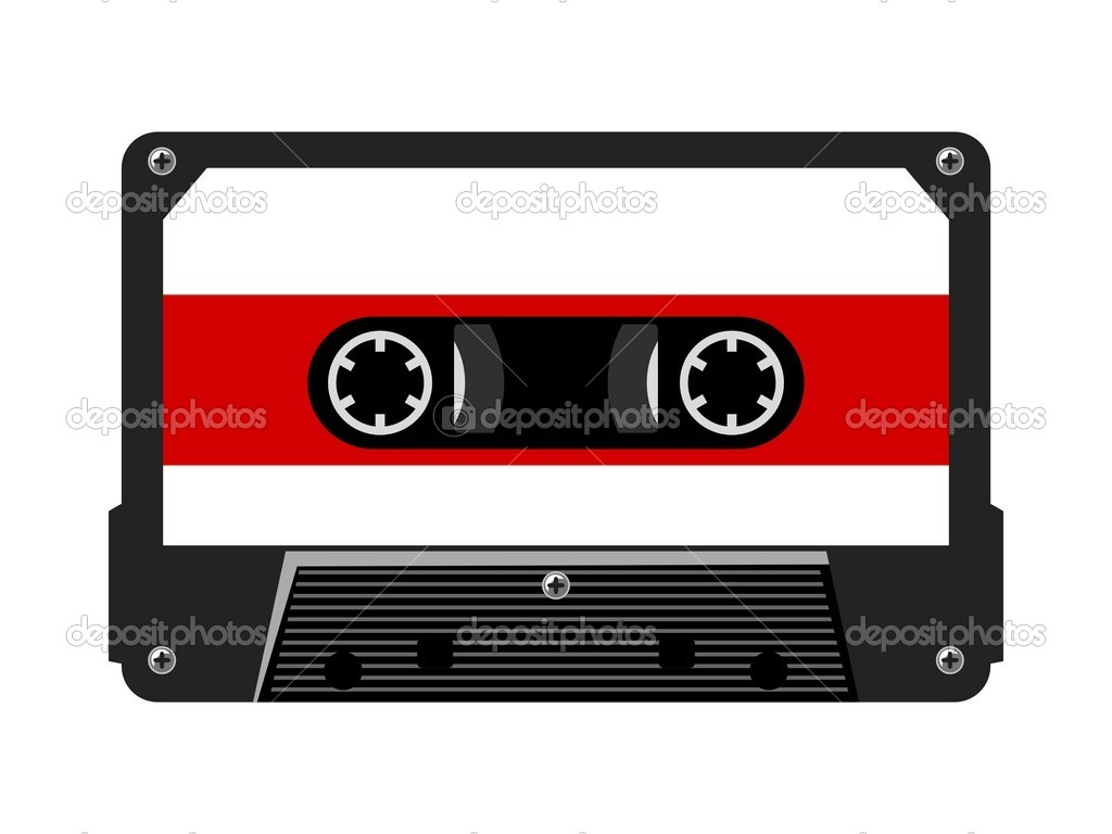 Cassette tapes png