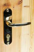 Door handle — Stock Photo