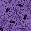 Royalty-Free Stock 矢量图片: Seamless Halloween background