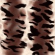 Stock Photo: Abstract seamless stylized tiger skin