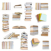 Books collection — Stock Photo