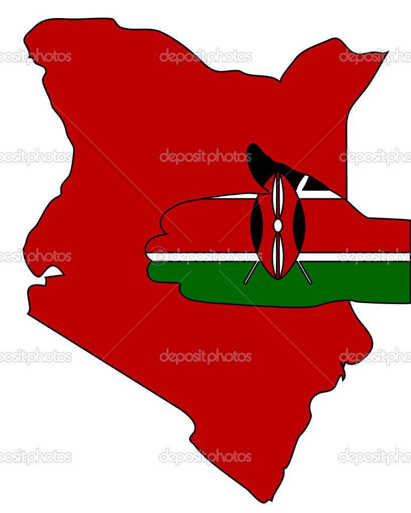 Welcome to Kenya  — Stock Photo #4012970