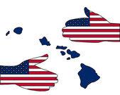 Welcome to Hawaii — Stock Photo