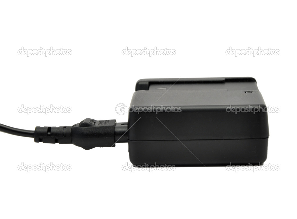Accumulator charger — Stock Photo #4531031