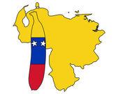 Banana of Venezuela — Stock Photo