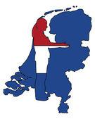 Dutch Handshake — Stock Photo