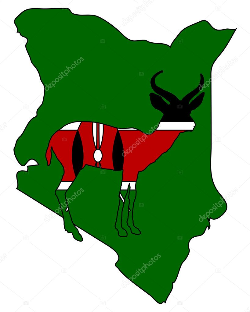 Kenya antelope  Stock Photo #5144640