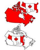 Canadá de Lynx — Fotografia Stock