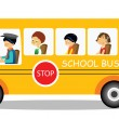 School bus — Stock Photo #3939316