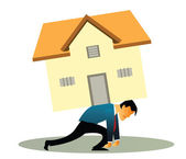 Home loan — Stock Photo