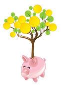 Money saving — Stock Photo