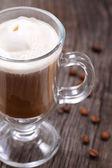Ice Cream Coffee — Stock Photo