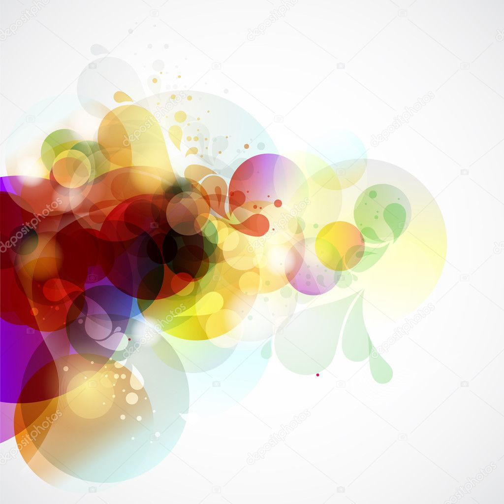 Abstract vector background — Stock Vector #4138738